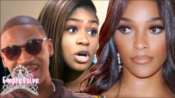 "Joseline Hernandez calls Stevie J's daughter a ""Nappy headed H-o"""
