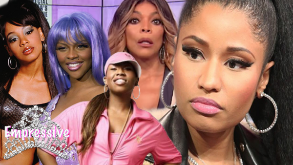 Nicki Minaj says she reintroduced female rappers to pop culture | She claps back at haters