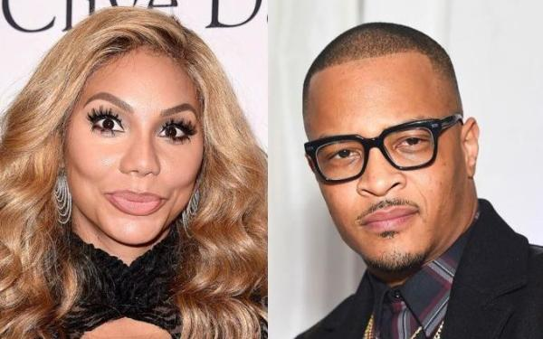 T.I. Allegedly Cursed Out Tamar Braxton over Khia and T.S. Madison