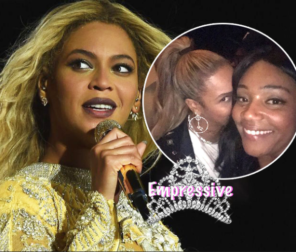 Beyonce warns Tiffany Haddish to stop telling her business!
