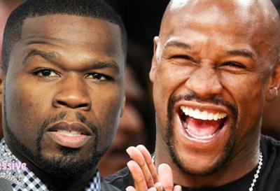 50 Cent and Floyd Mayweather Duel It Out On Social Media!!